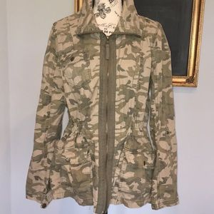 Ashley cami utility jacket large